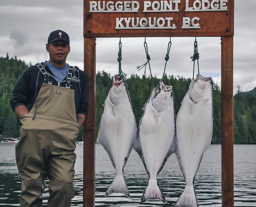 Kyuquot Sound, BC Fishing