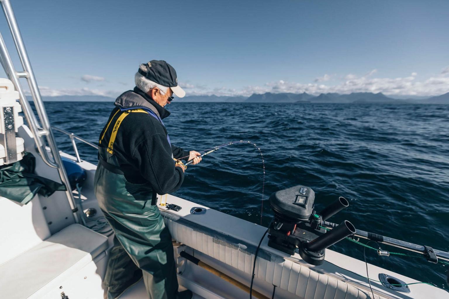 Guided Fishing Trip